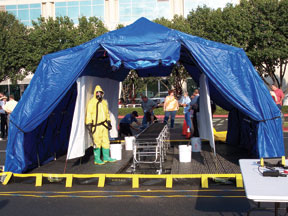 Reeves EMS Decontamination Systems