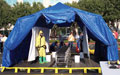 Emergency decontamination systems - Reeves EMS