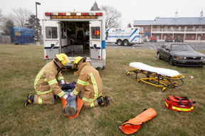 Interfacility Patient Transport and Communication- Reeves EMS