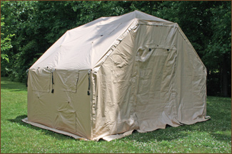 C Series Shelter Small Command Post