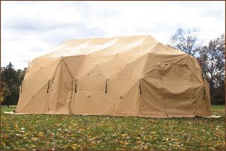 M Shelter Photo & DRASH MX Shelter Specifications